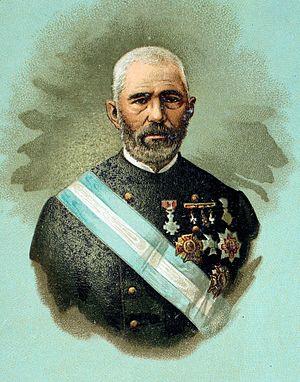 Torcuato Mendiri - Image: Torcuato Mendiry (Segunda parte de la Guerra Civil. Anales desde 1843 hasta el fallecimiento de don Alfonso XII) (cropped)