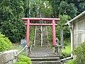 Torii of Oikami shrine Aira Kagoshima.jpg