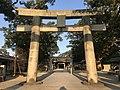 Torii of Umi Hachiman Shrine.jpg