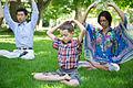 Toronto Falun Gong Exercises 13.jpg