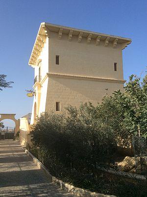 De Redin towers - Falkun Tower