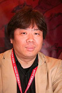 Toshihiro Kawamoto Japanese animator (born 1963)