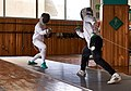 Touch by the fencer Haris Levantides at Athenaikos Fencing Club.jpg