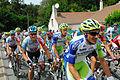 Tour de France 2011 étape 7 sortie Chaumont peloton 4.jpg