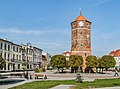 Town hall tower in Znin (2).jpg