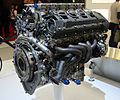 Toyota-Yamaha Lexus LF-A Production Prototype engine 2009 Tokyo Motor Show.jpg
