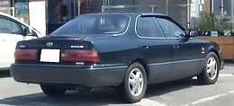 Toyota Windom 3.0G Rear 120731.jpg