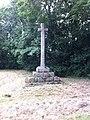 Trégunc - Chapelle de Kerven - Croix de Chemin.jpg