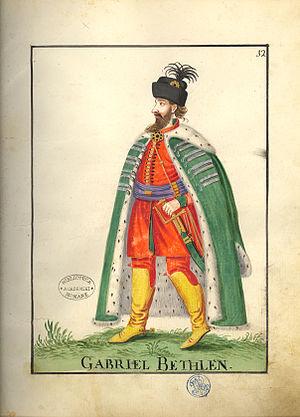 Prince of Transylvania - Gabriel Bethlen