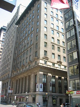 Trader's Bank Building - Image: Trader's Bank Building Toronto