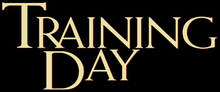 Description de l'image Training Day Logo.png.