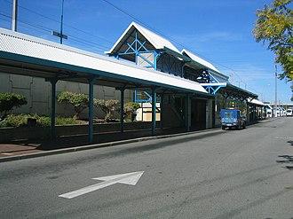 Cannington railway station - Image: Transperth Cannington Train Station