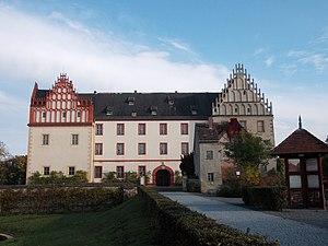 Trebsen - Trebsen castle