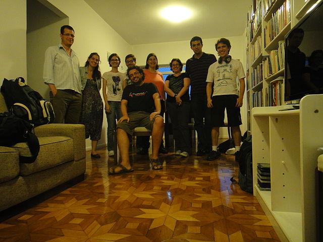 Professors and ambassadors training