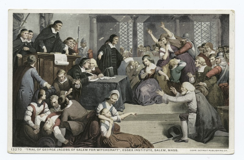Trial of George Jacobs for Witchcraft, Salem, Mass (NYPL b12647398-75594)
