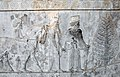 "Tribute Bearers on the Apadana Staircase 22 (Best Viewed Size ""Large"") (4688831503).jpg"