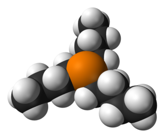 Tributylphosphine chemical compound
