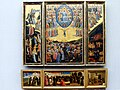 Triptych and praedella by Fra Angelico - Gemäldegalerie - Berlin - Germany 2017.jpg