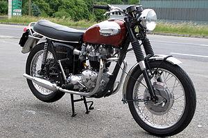 Triumph Bonneville T120 Wikivisually