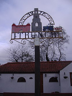 Trunch Village sign 10 Nov 2007 (2).JPG