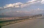 Tserovani settlement for Georgian IDPs from S. Ossetia (1)