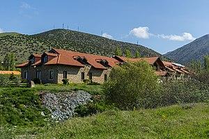 Tsapatagh - Image: Tufenkian Avan Marak Tsapatagh hotel (front view)