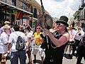 Tumblers at Pride 2010 top hat.JPG