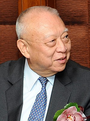 Chief Executive of Hong Kong - Image: Tung Chee Hwa (Feb 2011)