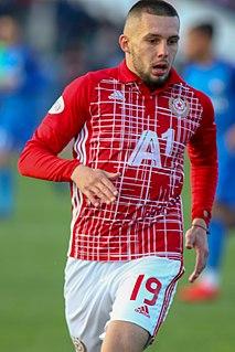 Ivan Turitsov Bulgarian footballer