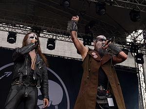 Turmion Kätilöt - Spellgoth and MC Raaka Pee