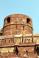 Turret, Red Fort (8130386488).jpg