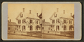 Two-store house with a small porch, Bangor, Maine, by Trask, M. G. (Manly G.), 1836-1919.png