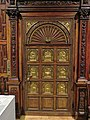 Two Temple Place, Astor House - Lady Astor's office door.jpg