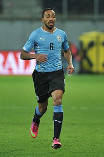 Álvaro Pereira Uruguayan footballer
