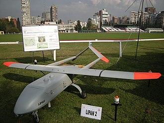 Argentine Army Aviation - UAV Lipan Indigenous design