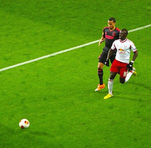 UEFA Euro-League FC Salzburg gegen AFC Ajax Amsterdam 30