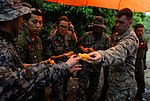 US, Japanese Airmen conduct survival training during Cope North 16 160216-F-CH060-717.jpg