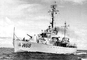 USCGC Androscoggin (WHEC-68) - Image: USCGC Androscoggin WHEC68