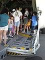 USCG Lockheed HC-130H 1704 cargo bay ramp.JPG