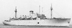 USNS Henry Gibbins (T-AP-183) - USNS Henry Gibbins (T-AP-183)
