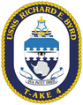 USNS Richard Byrd COA.png