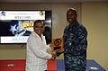 USS America receives distinguished visitors from El Salvador 140908-N-LD343-001.jpg