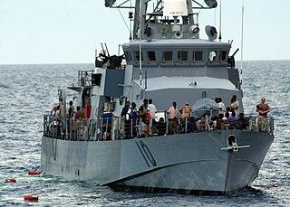 USS <i>Firebolt</i> Cyclone-class coastal patrol boat