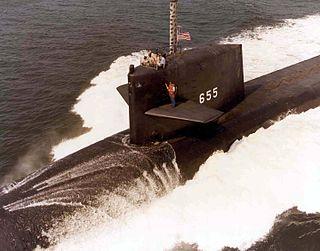 USS <i>Henry L. Stimson</i> (SSBN-655)