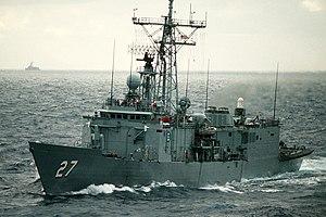 USS Mahlon S. Tisdale (FFG-27) - USS Mahlon S Tisdale FFG-27