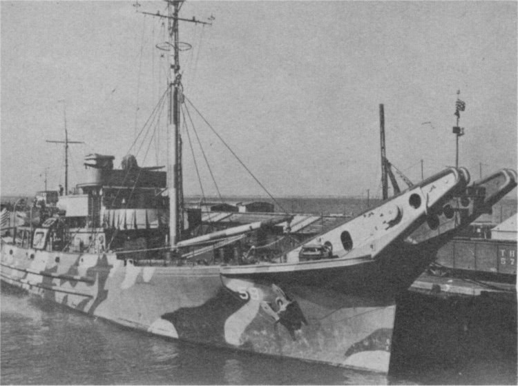USS TEREBINTH (AN-59)