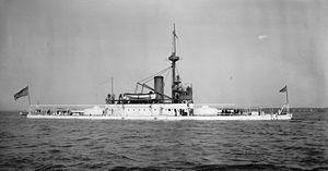 USS Terror (BM-4) - USS Terror