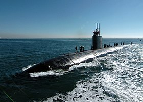 Image illustrative de l'article USS Topeka (SSN-754)