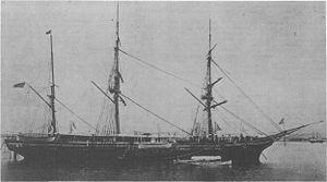 USS Vandalia (1876) - USS Vandalia (1876)