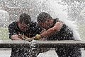 US Navy 090521-N-1841C-007 Sailors participate in the repair team water sports competition during a damage control Olympics hosted by the Trident Training Facility at Naval Submarine Base Kings Bay, Ga.jpg